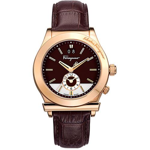 Часы Salvatore Ferragamo 1898 Fr62ldt5095 s497, фото