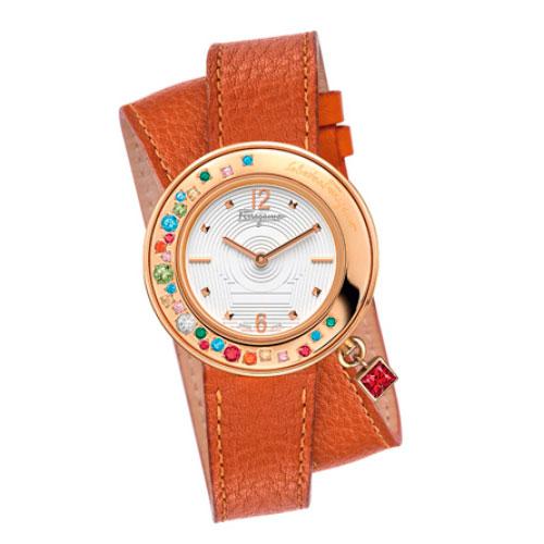 Часы Salvatore Ferragamo Gancino Sparkling Fr64sbq50001s012, фото