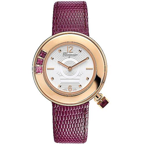 Часы Salvatore Ferragamo Gancino Sparkling Fr64sbq5201 s109, фото