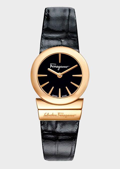 Часы Salvatore Ferragamo Gancino Soiree Fr70sbq5009 sb09, фото