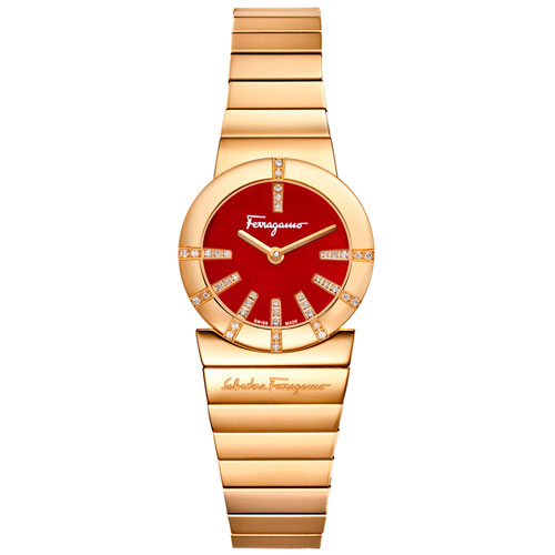 Часы Salvatore Ferragamo Gancino Soiree Fr70sbq5108is080, фото