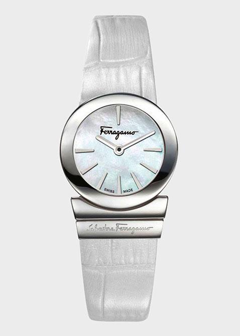 Часы Salvatore Ferragamo Gancino Soiree Fr70sbq9991 sb01, фото