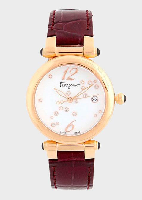 Часы Salvatore Ferragamo Idillio Fr76sbq5002isb32, фото