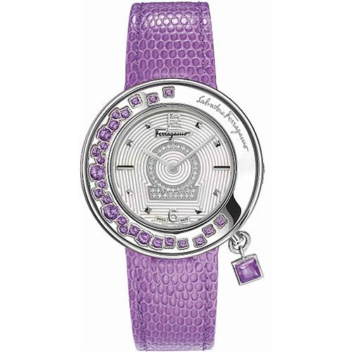 Часы Salvatore Ferragamo Gancino Sparkling Frf504 0013, фото