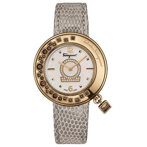 Часы Salvatore Ferragamo Gancino Sparkling Frf505 0013, фото