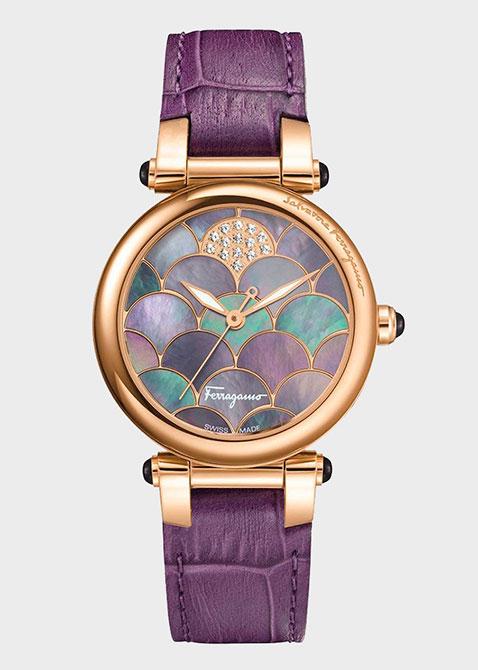Часы Salvatore Ferragamo Idillio Fri204 0013, фото