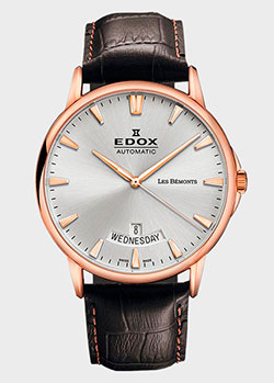Часы Edox Les Bemonts 83015 37R BIR, фото