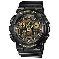 Часы Casio G-Shock GA-100CF-1A9ER, фото