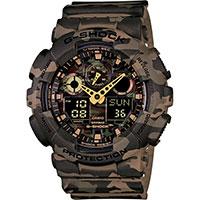 Часы Casio G-Shock GA-100CM-5AER, фото