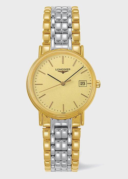Часы Longines Presence L4.720.2.32.7, фото