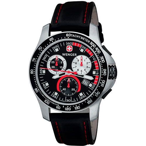Часы Wenger Battalion Field Chrono W70792, фото