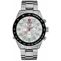Часы Swiss Military Hanowa Night Rider II Chrono Alarm 06-5150.04.001, фото