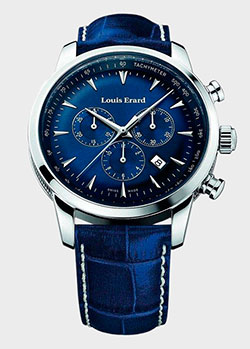Часы Louis Erard Heritage 13900 AA05.BDC102, фото