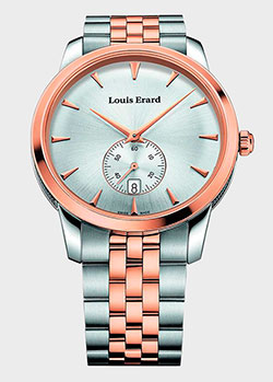 Часы Louis Erard Heritage 16930 AB11.BMA41, фото