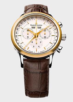 Часы Maurice Lacroix Les Classiques Chronographe LC1008-PVY11-130, фото