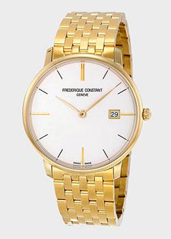 Часы Frederique Constan Slimline Gents FC-220V5S5B, фото