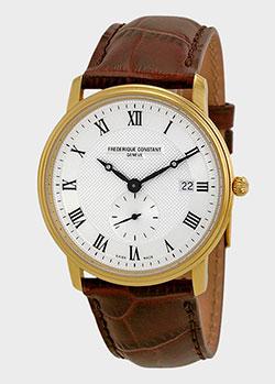 Часы Frederique Constant Manufacture Slimline fc-245m5s5, фото