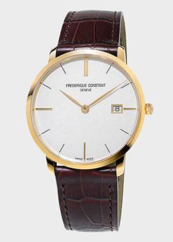 Часы Frederique Constant Manufacture Slimline fc-245va5s5, фото