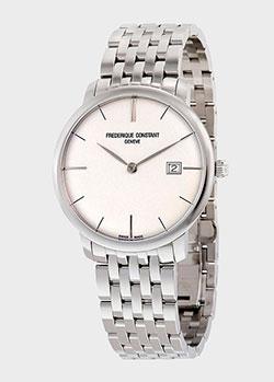 Часы Frederique Constant Slimline Automatic FC-306S4S6B2, фото