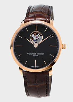 Часы Frederique Constant Manufacture Slimline fc-312g4s4, фото