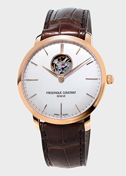 Часы Frederique Constant Manufacture Slimline fc-312v4s4, фото