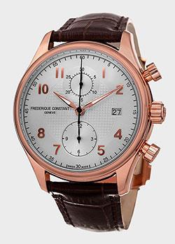 Часы Frederique Constant Runabout Chronograph FC-393RM5B4, фото