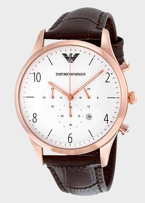 Часы Armani Classic Chronograph AR1916, фото