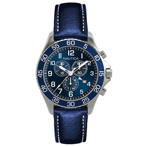 Часы Nautica NST Chrono Nai15506g, фото