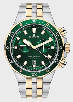 Часы Edox Delfin 10109 357JVM VID, фото