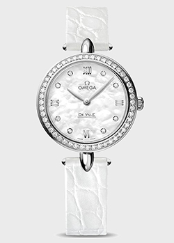 Часы Omega De Ville Prestige Dewdrop 42418276055001, фото