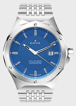 Часы Edox Delfin 53005 3M BUIN, фото