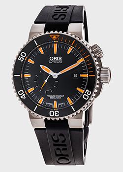 Часы Oris Aquis Carlos Coste Limited Edition IV 743.7709.7184 Set, фото