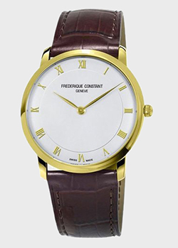 Часы Frederique Constant Slim Line FC-200RS5S35, фото