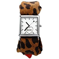 Набор из часов и платка Moschino Fashion Victim MW0367, фото