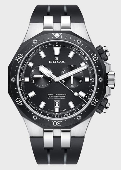 Часы Edox Delfin 10109 357NCA NIN, фото