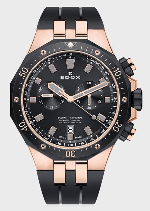 Часы Edox Delfin 10109 357RNCA NIRG, фото