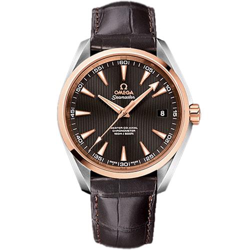 Часы Omega Seamaster Aqua Terra 23123422106003, фото