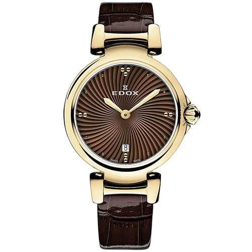 Часы Edox LaPassion 57002 37RC BRIR, фото