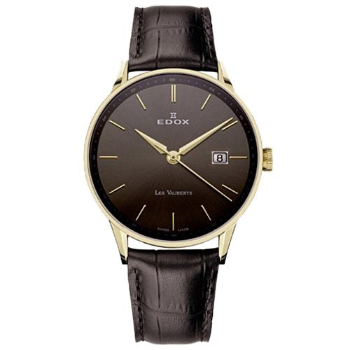 Часы Edox Les Vauberts 70172 37JG GID, фото