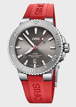 Часы Oris Aquis Date Relief 01 733 7730 4153-07 4 24 66EB, фото