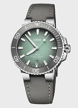 Часы Oris Aquis Date 01 733 7732 4137-07 5 21 12FC, фото