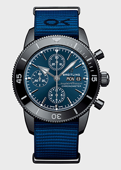 Часы Breitling Superocean Heritage II B01 Chronograph 44 Outerknown M133132A1C1W1, фото