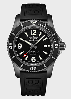Часы Breitling Superocean Automatic 46 M17368B71B1S1, фото