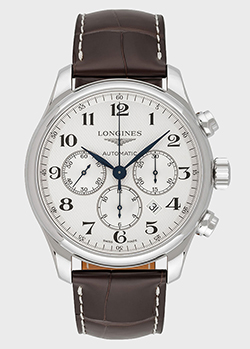 Часы Longines Master Collection Automatic Chronograph L2.859.4.78.3, фото