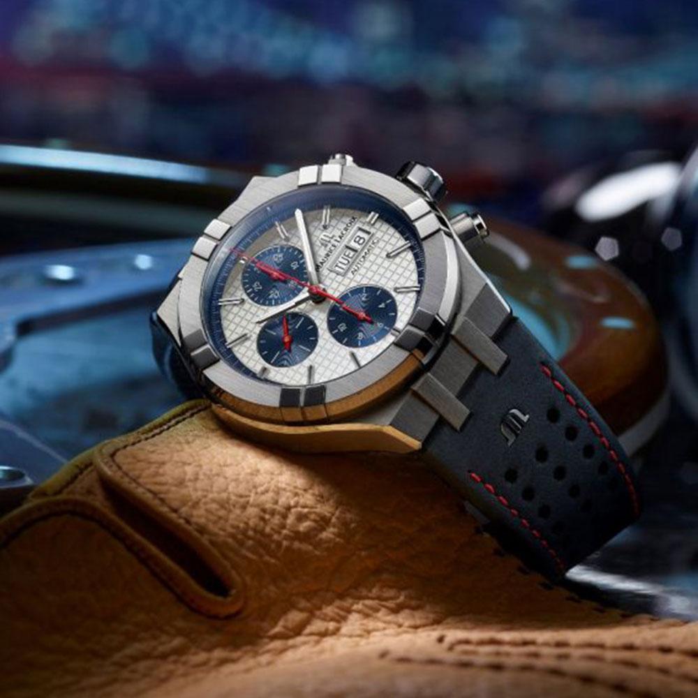Часы Maurice Lacroix Aikon Limited Edition AI6038-SS001-133-1