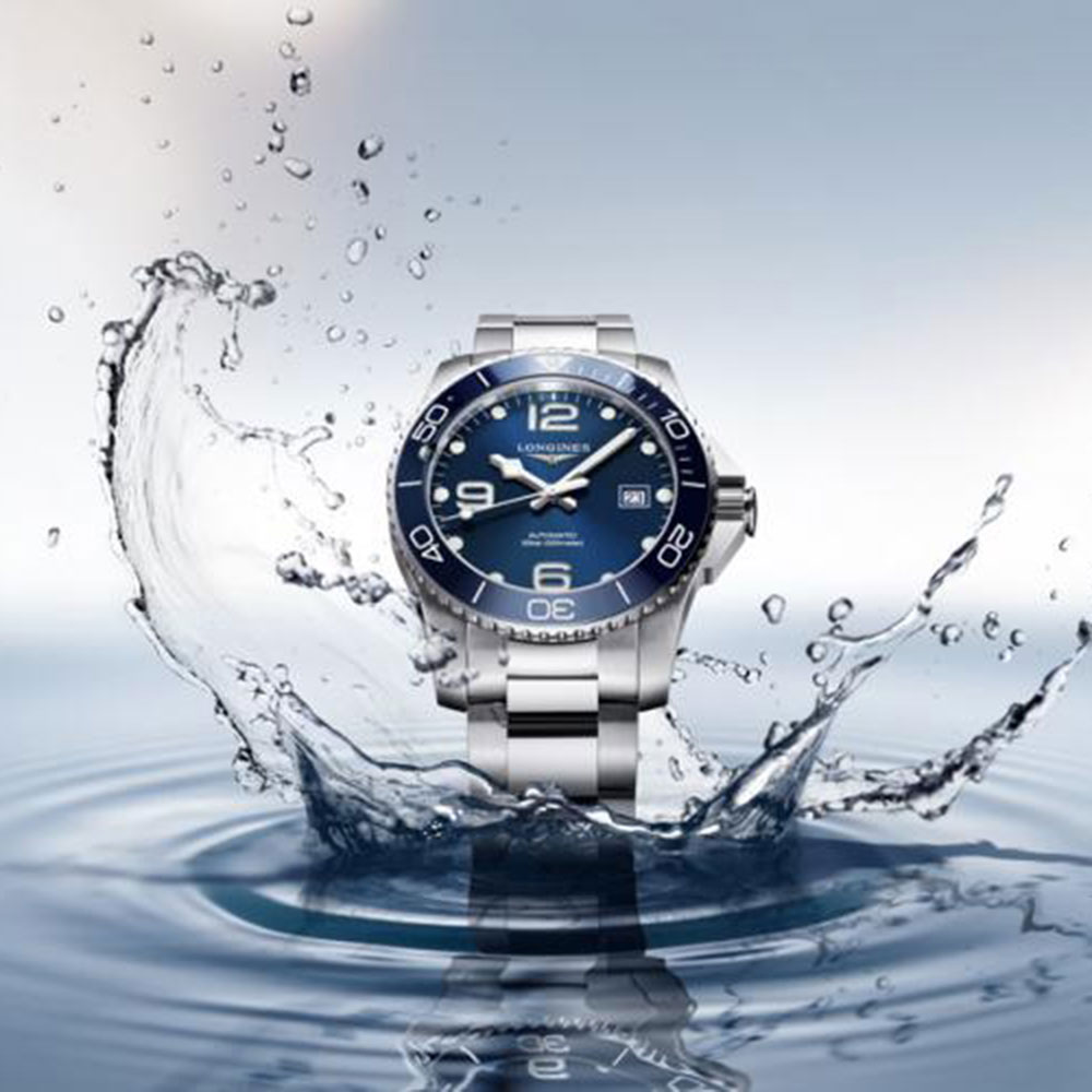 Часы Longines HydroConquest L3.781.4.96.6