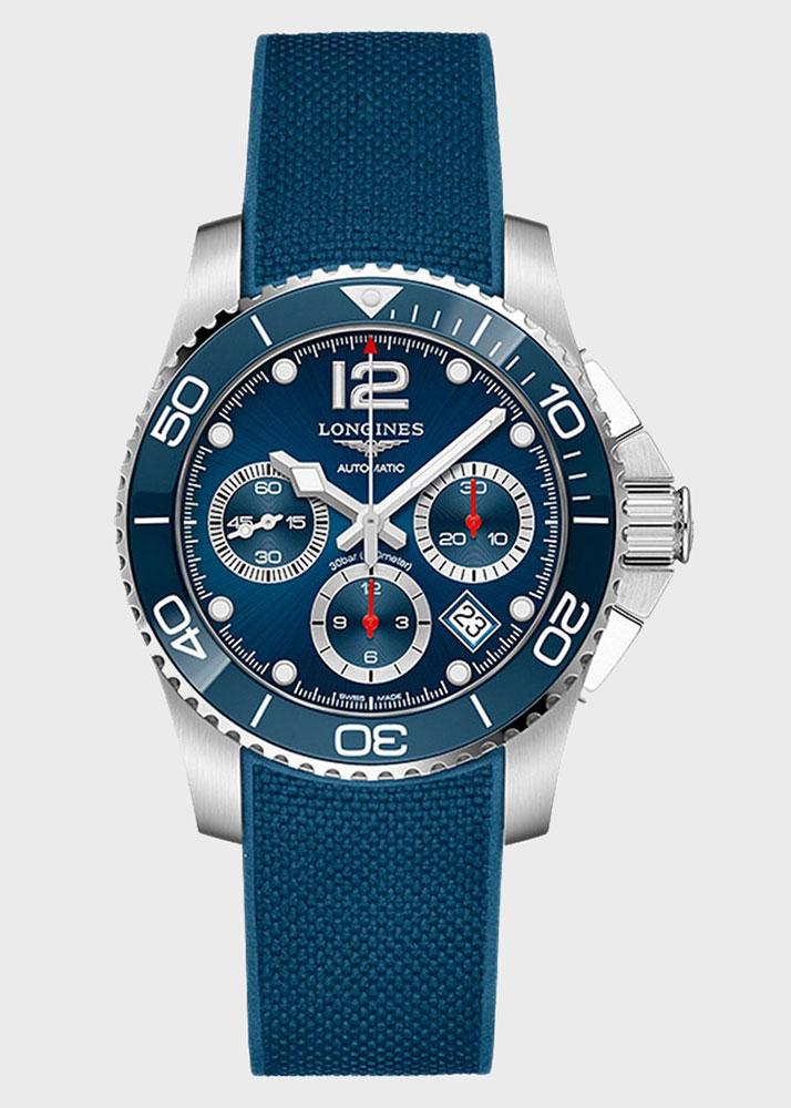Часы Longines HydroConquest L3.783.4.96.9