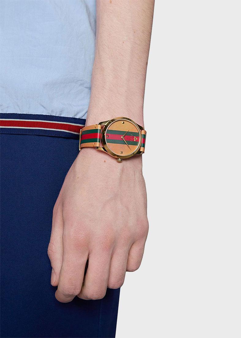 Часы Gucci G-Timeless Contemporary MD YA1264077