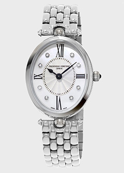 Часы Frederique Constant Art Deco Oval FC-200RMPW2V6B, фото