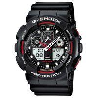 Часы Casio G-shock GA-100-1A4ER, фото